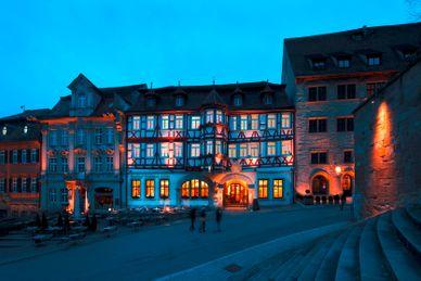 Stadt- gut Hotel und Gasthof Goldener Adler Deutschland