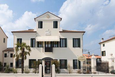 Last Minute in einer venezianischen Villa!