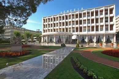Hotel Terme Venezia Italien