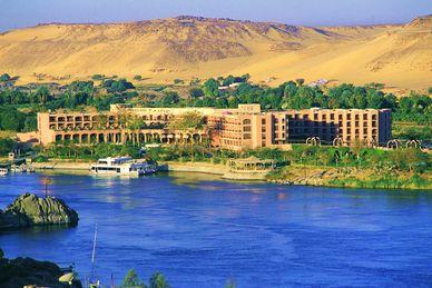 Entspannung am Nil