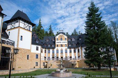 Spa Hotel Schloss Lužec Tschechien