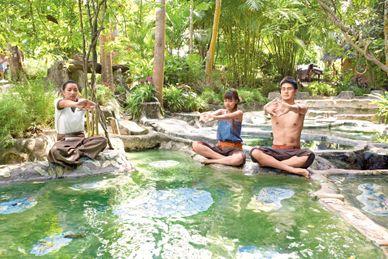Wareerak Hot Spring & Wellness Thailand