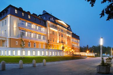 Spa & Kur Hotel Harvey Tschechien