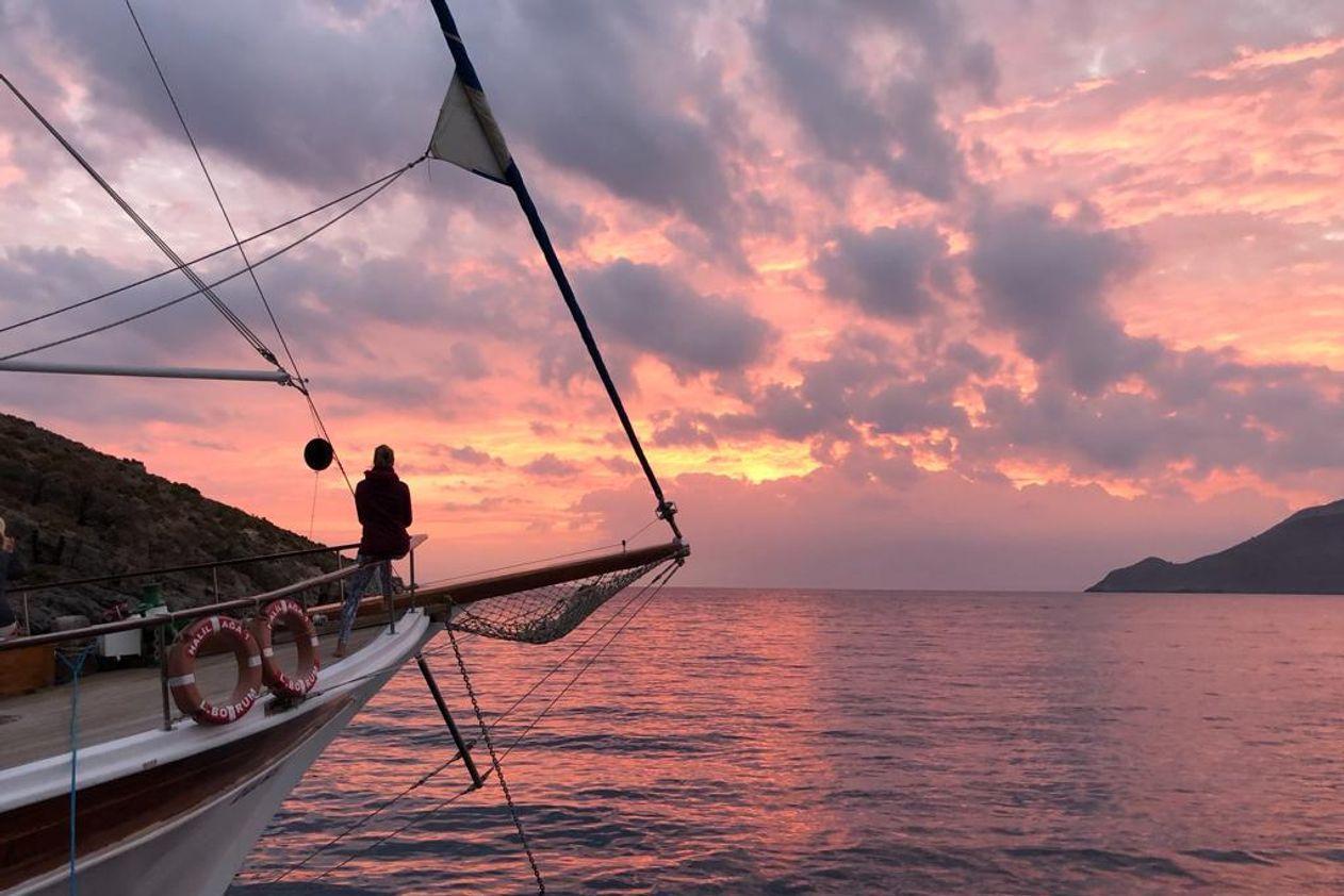 8 Tage Yoga & Aquafit Schiffsreise 21.09. - 28.09.2019