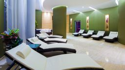 Salzgrotte im UNITRAL Hotel Wellness Medical Spa