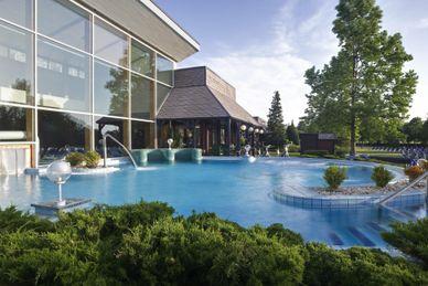 Danubius Hotel Bük Ungarn