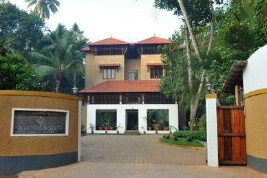 Ananda Lakshmi Ayurveda Retreat Indien
