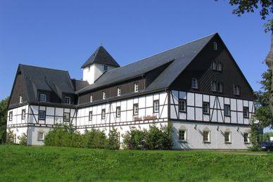 Basenfasten und Yoga im Landhotel Altes Zollhaus Deutschland