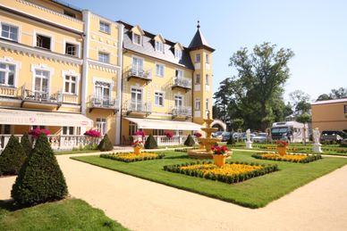 Hotel Bajkal Tschechien