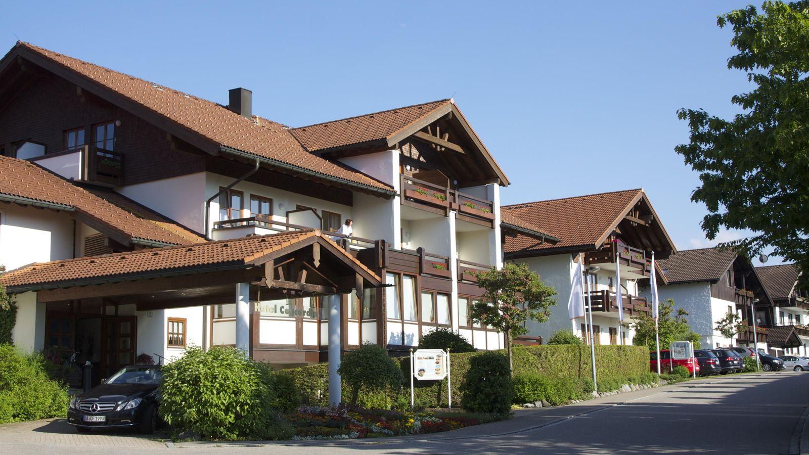 Concordia Wellnesshotel Spa