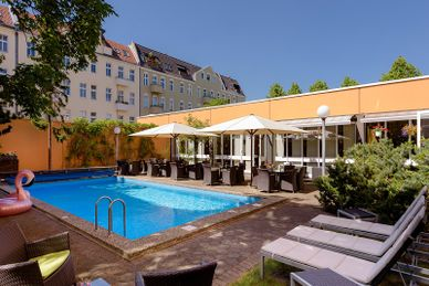 Mercure Hotel Berlin City West Deutschland