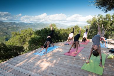 8 dagar Yoga Intensive Retreat 19.06. - 26.06.2021
