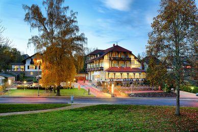 Park Hotel Bad Salzig Deutschland