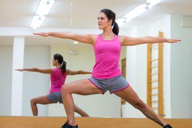 Yoga im Concordia Wellnesshotel & Spa Deutschland
