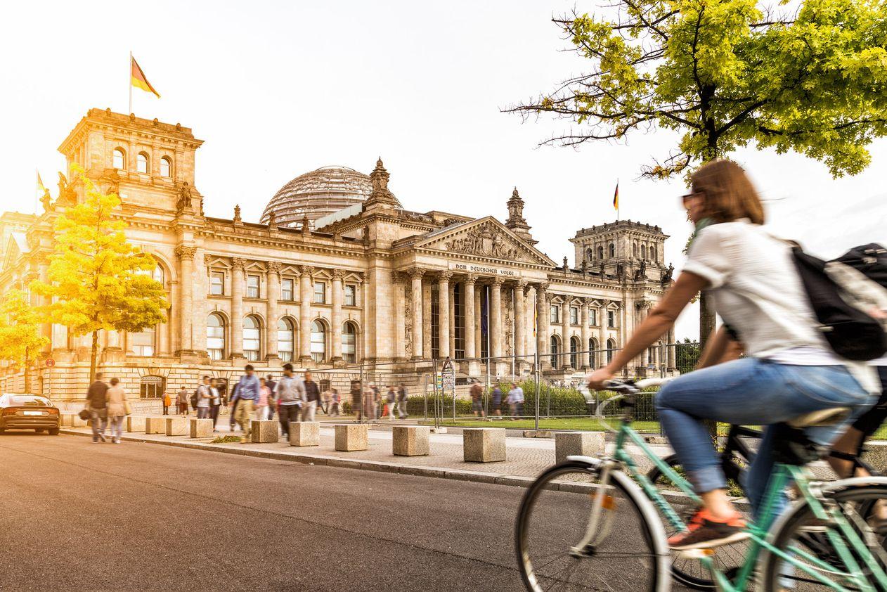 2 Tage Aktiv in Berlin