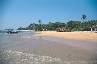 Barberyn Reef Ayurveda Resort Sri Lanka