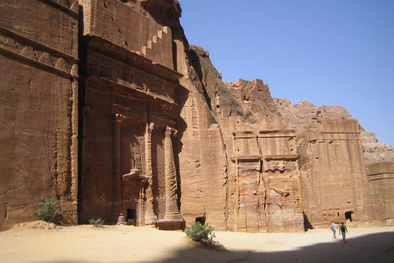 Felsenstadt Petra & Wadi Rum (Marriott Hotel)