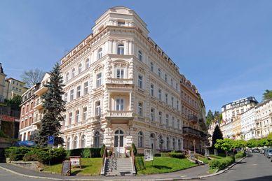 Hotel Slovan Tschechien