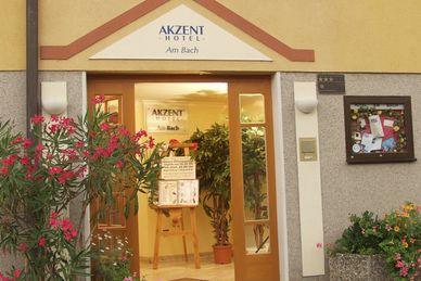 AKZENT Hotel am Bach Deutschland