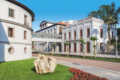 Gran Hotel Las Caldas Wellness Clinic Spanien
