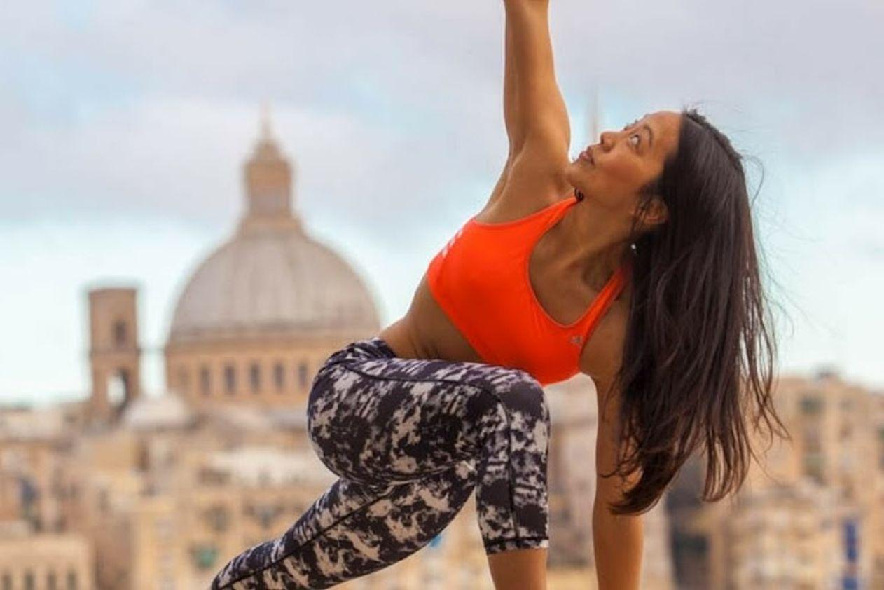 8 Tage Malta Fitness und Yoga-Retreat (jederzeit beginnend)