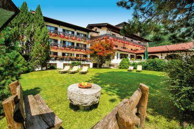 Johannesbad Hotel St. Georg Österreich